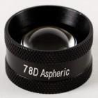 Soczewka asferyczna OptiClear 78D
